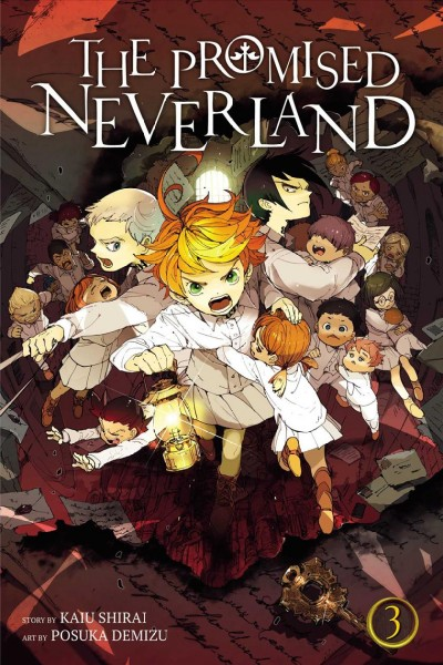 The Promised Neverland. 3, Destroy!