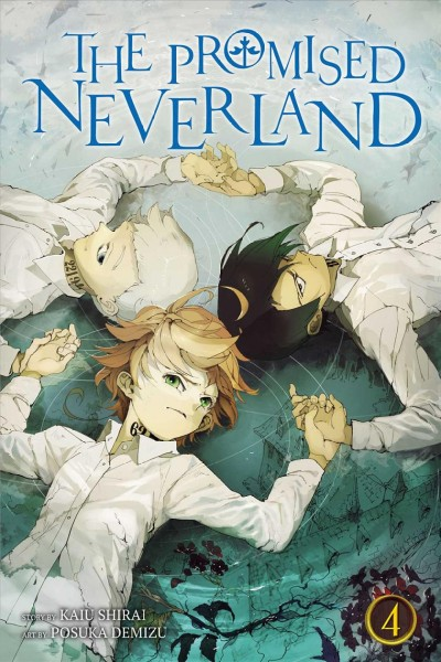 The Promised Neverland. 4, I Want to Live