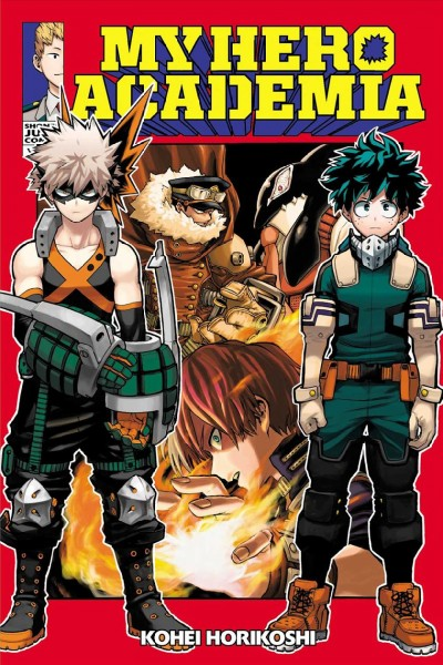 My Hero Academia. 13, A Talk About Your Quirk