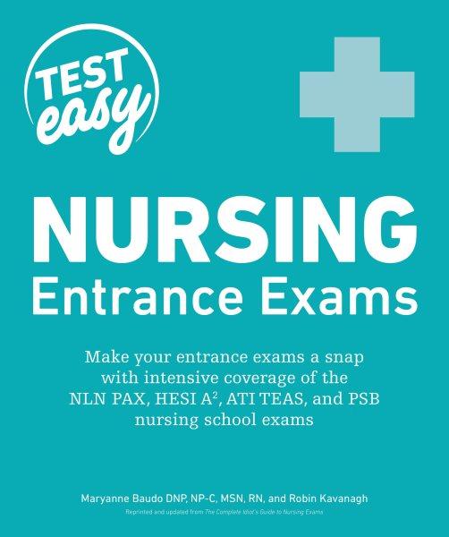 Nursing Entrance Exams