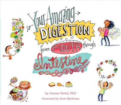 Your Amazing Digestion from Mouth Through Intes...