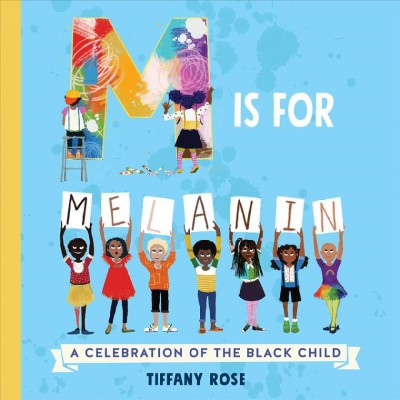 M is for Melanin book cover