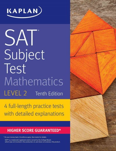 SAT Subject Test. Mathematics Level 2.