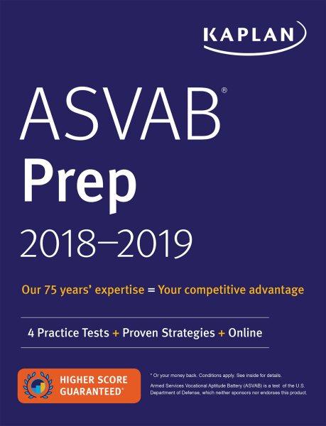 Kaplan ASVAB Prep 2018-2019