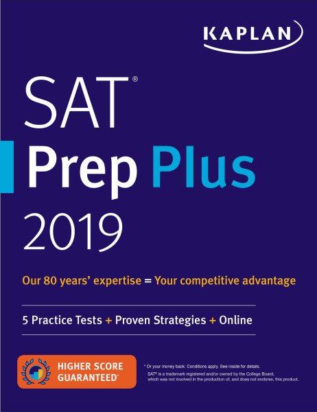 SAT Prep Plus 2019.
