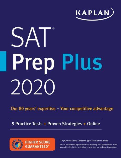 SAT Prep Plus 2020.