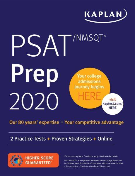PSAT/NMSQT Prep 2020.