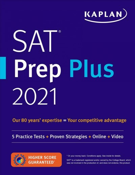 SAT Prep Plus 2021.