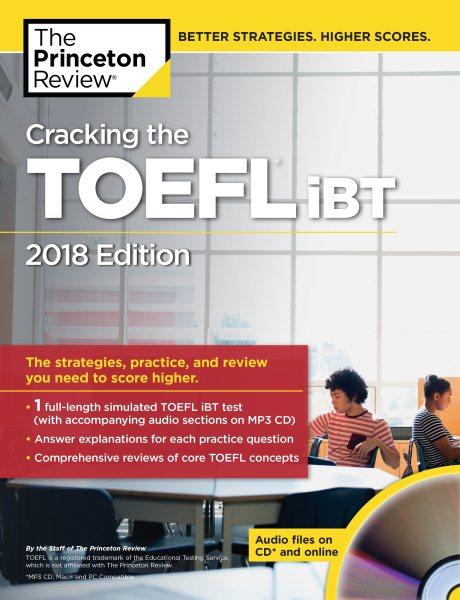 Cracking the Toefl Ibt 2018