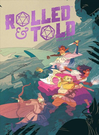 Rolled & Told. Volume 1
