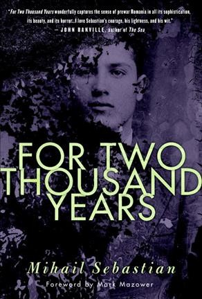 For Two Thousand Years