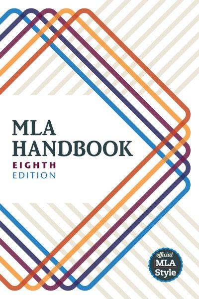 MLA Handbook.