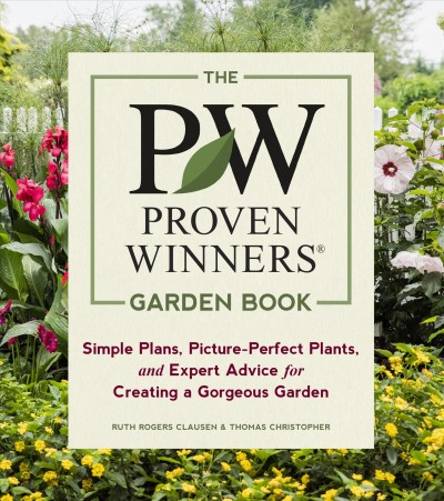 The PW Proven Winners Garden Book