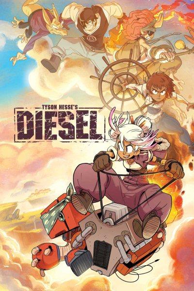 Tyson Hesse's Diesel Ignition / Ignition