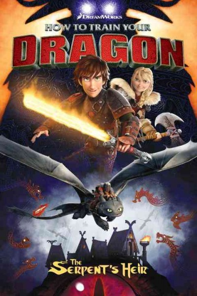 How to Train Your Dragon. The Serpent's Heir