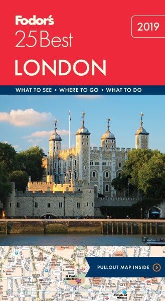 Fodor's 25 Best. London