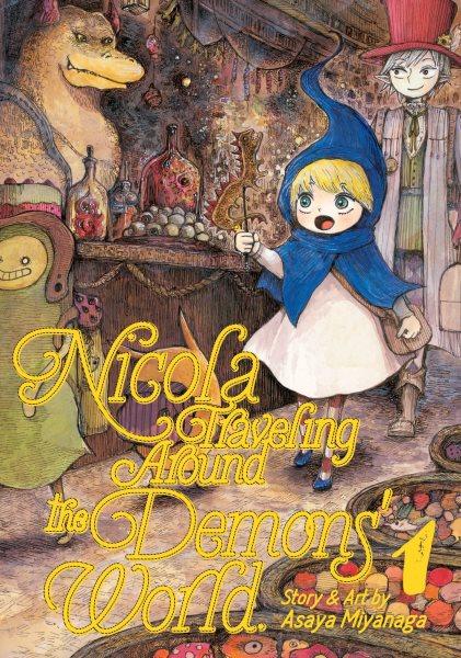 Nicola Traveling Around the Demons' World. 1