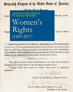 Women's Rights (1429-2017)