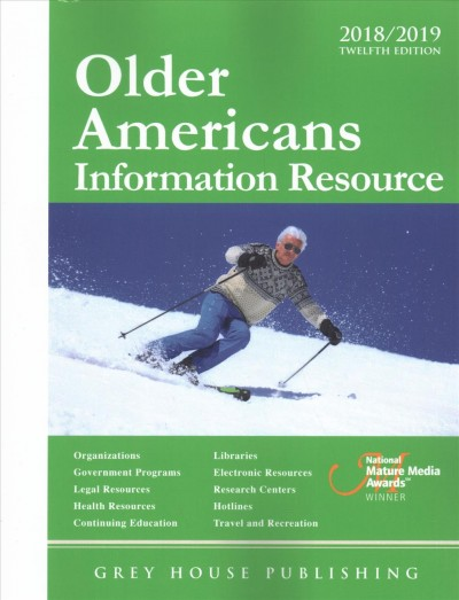 Older Americans Information Directory 2018/2019