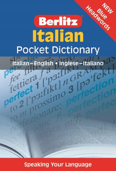 Berlitz Italian Pocket Dictionary