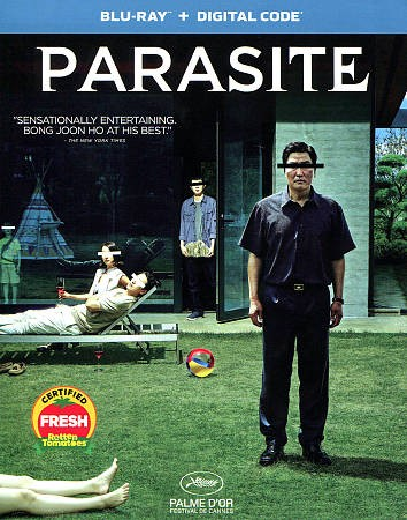 Kisaengch'ung = Parasite