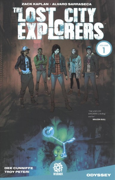 The Lost City Explorers. Volume 1, Odyssey