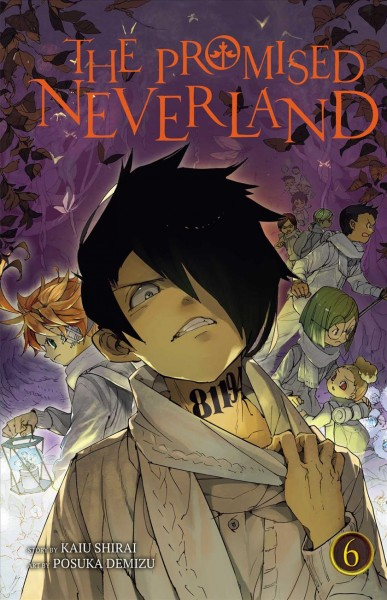 The Promised Neverland. 6, B06-32