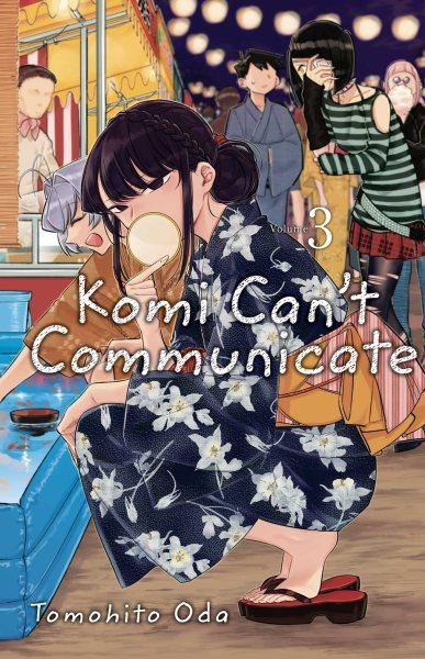 Komi Can't Communicate. Volume 3