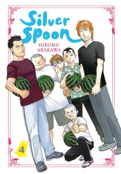 Silver Spoon. 4