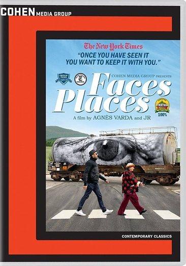 Visages Villages = Faces Places