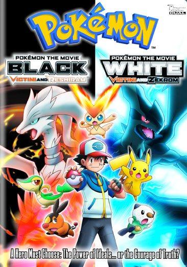 Pokémon, the Movie, Black, Victini and Reshira...