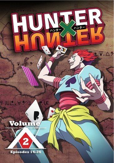 Hunter X Hunter. Volume 2