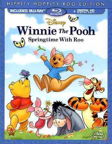 Winnie the Pooh. Springtime with Roo