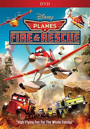 Planes. Fire & Rescue.
