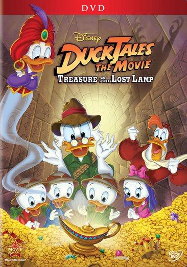 Disney DuckTales the Movie. Treasure of the Los...