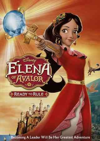 Elena of Avalor. Ready to Rule.