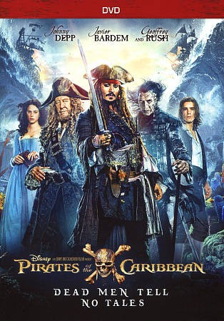 Pirates of the Caribbean. Dead Men Tell No Tales