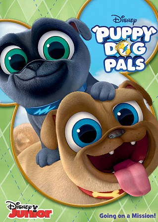 Puppy Dog Pals. Going on a Mission!.
