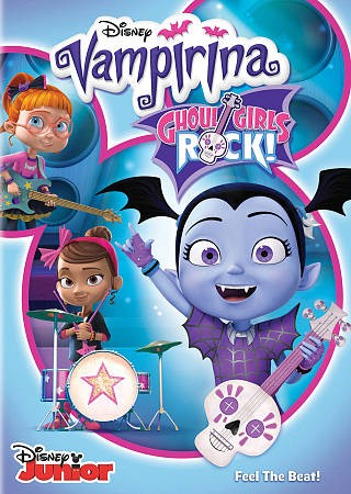 Disney Vampirina. Ghoul Girls Rock!