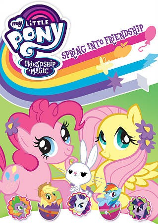 My Little Pony Friendship is Magic. Spring into...