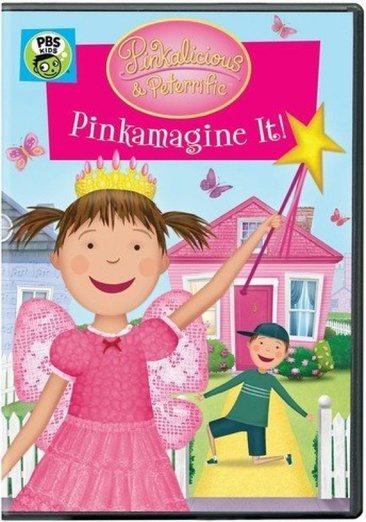 Pinkalicious & Peterrific. Pinkamagine It!