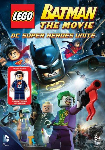 Lego Batman the Movie. DC Super Heroes Unite