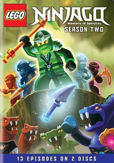 Lego Ninjago, Masters of Spinjitzu. Season 2