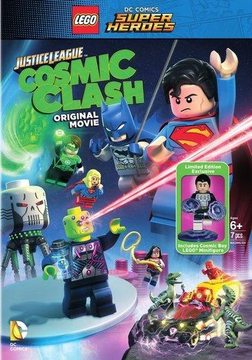 Lego DC Comics Super Heroes. Justice League. Co...