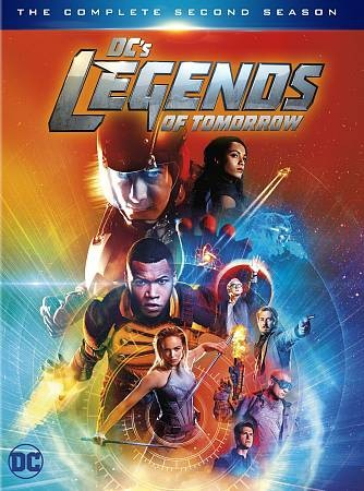 DC's Legends of Tomorrow. The Complete Second S...