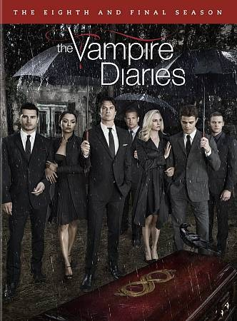 The Vampire Diaries. The Eighth and Final Season