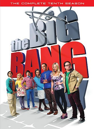 The Big Bang Theory. The Complete Tenth Season