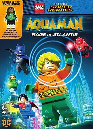 Lego DC Comics Super Heroes. Aquaman