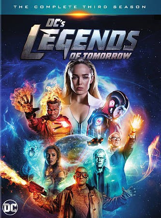 DC's Legends of Tomorrow. The Complete Third Se...