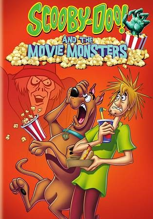 Scooby-Doo! and the Movie Monsters.